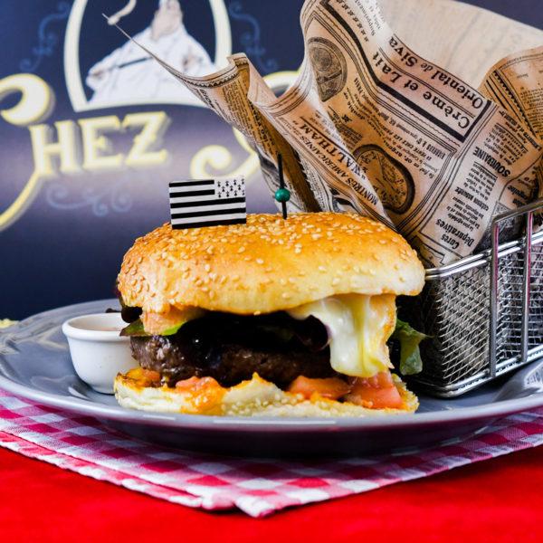 Burger Curé Nantais