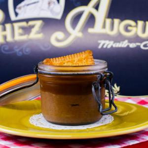Mousse chocolat maison